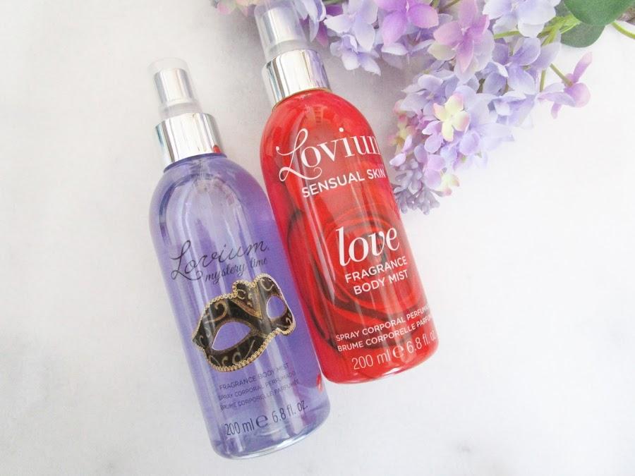 Aromas Perfumerias lovium--beauty box