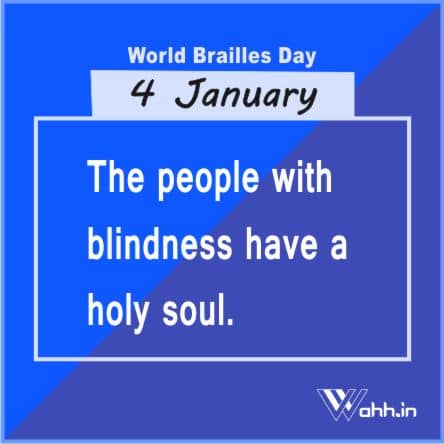World Brailles Day Messages