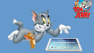 Tom and Jerry Nintendo Background