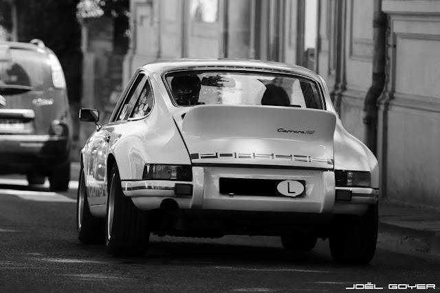 Porsche Carrera RS 2.7