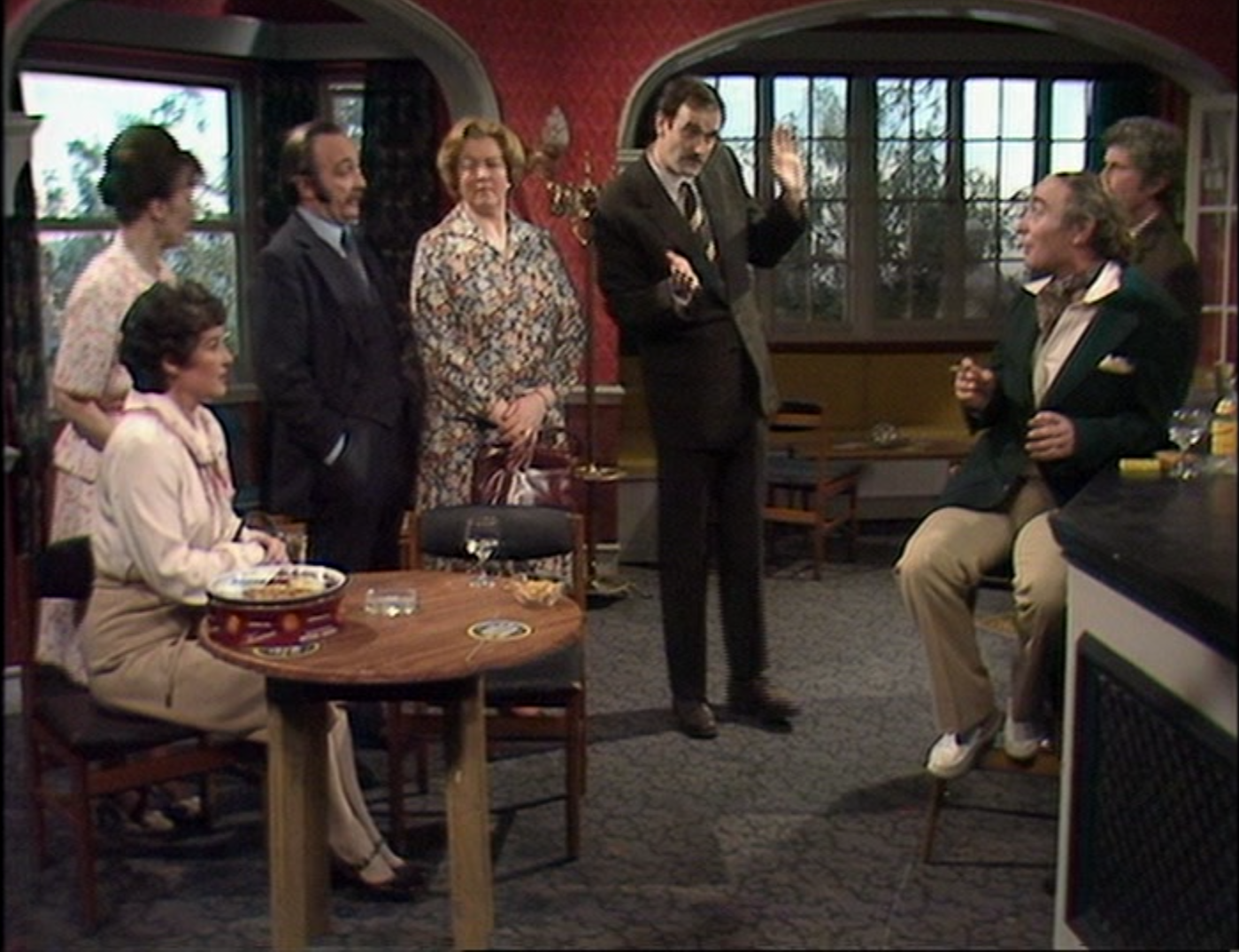 Top Ten Things Fawlty Towers Episodes Enuffa Com
