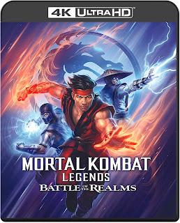 Mortal Kombat Legends: Battle of the Realms [2021] [UHD] [Latino]