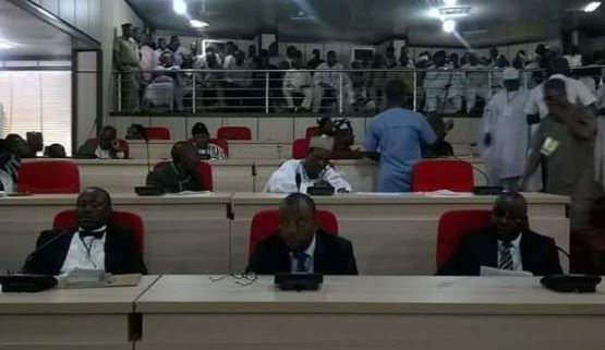 Benue Assembly Pats SEMA On Humanitarian Efforts