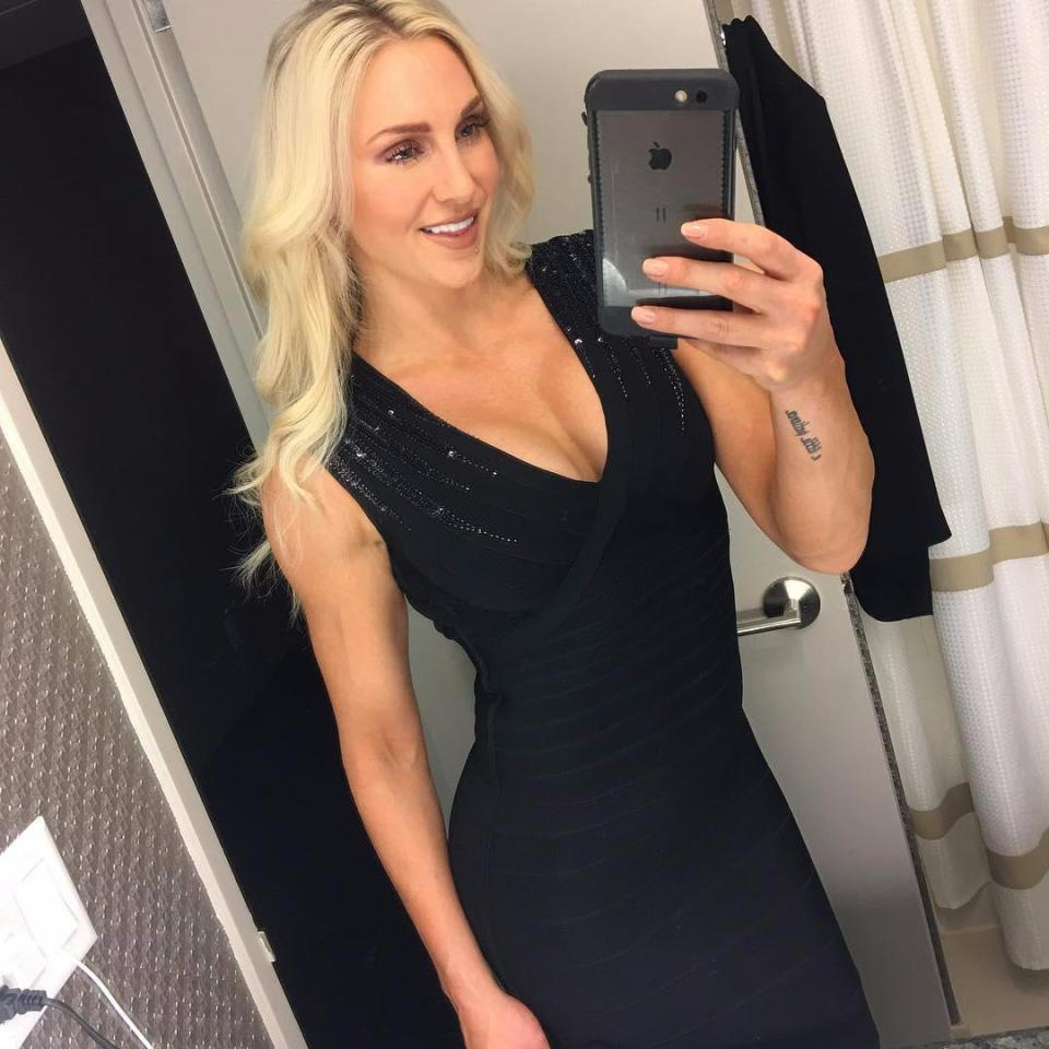 Charlotte flair leaked