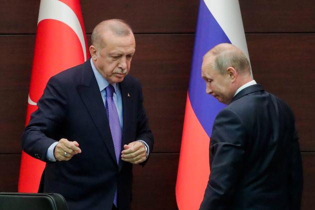 Είναι ο Πούτιν ο «κυρίαρχος του παιχνιδιού»;