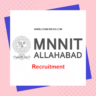 MNNIT Recruitment 2020 for Junior Research Fellow