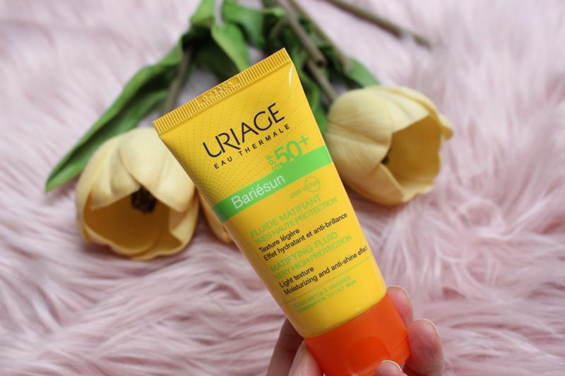 Protector solar facial matificante Uriage