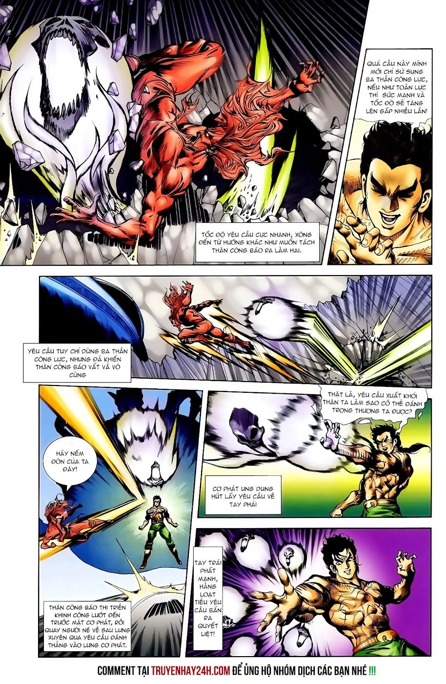 Cơ Phát Khai Chu Bản chapter 101 trang 26