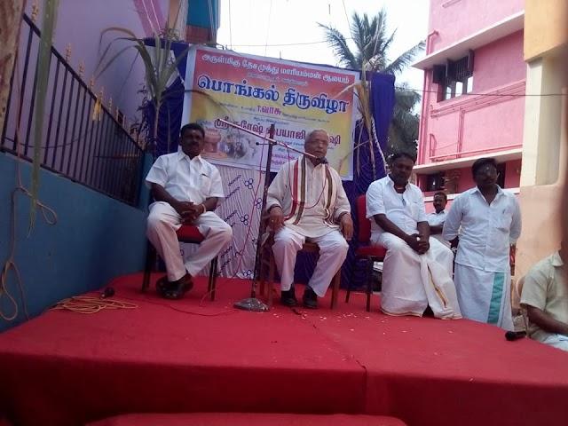 Unite Hindus, RSS Sarkaryavah at Hastinapur, Chennai
