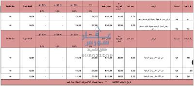 شقق للبيع تقسيط بالتجمع القاهرة الجديدة امتداد النرجس