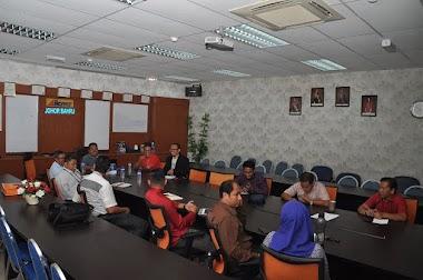Lawatan dan Audit Pentauliahan Program DGS