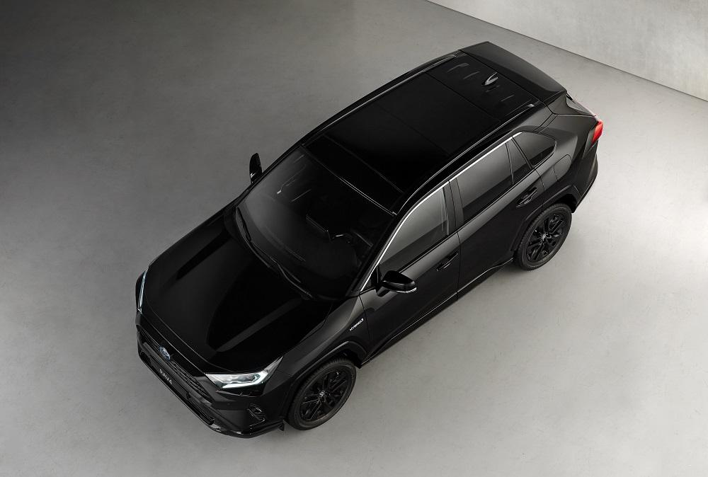2021 Toyota RAV4 Hybrid Black Edition