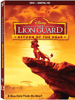The Lion Guard Return Of The Roar 2015 1080p Hindi WEB-DL Dual Audio