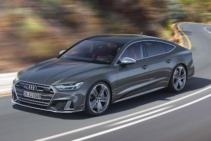2020 Audi S7 Review, Specs, Price