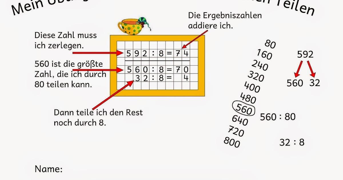 lernst252bchen halbschriftlich dividieren