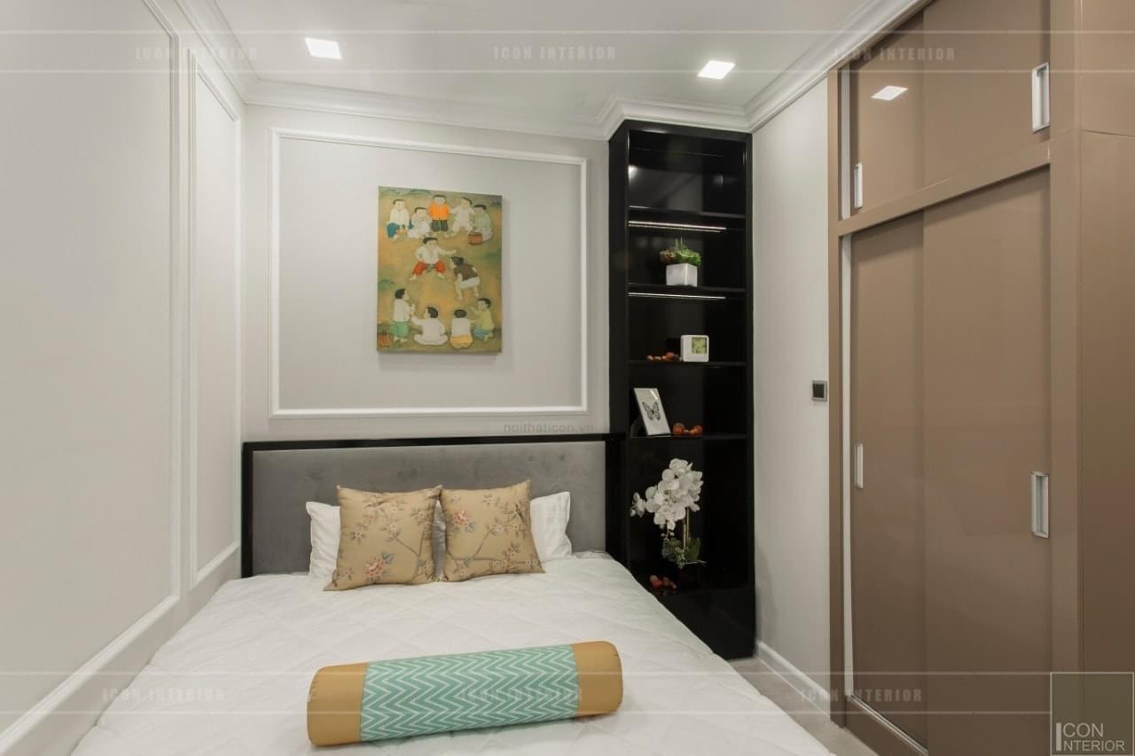 Phòng ngủ Vinhomes Golden River