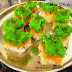 Tri Color Dhokla