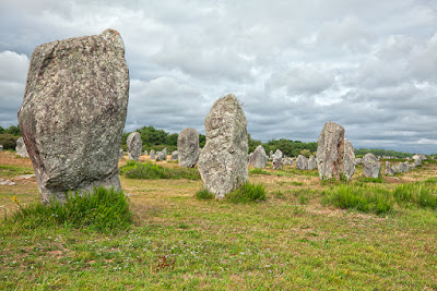 The mystery of the Carnac Megaliths