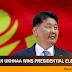 Former Prime Minister Khurelsukh wins Mongolian Presidential Elections 2021, Xi possesses significant bilateral felicitations