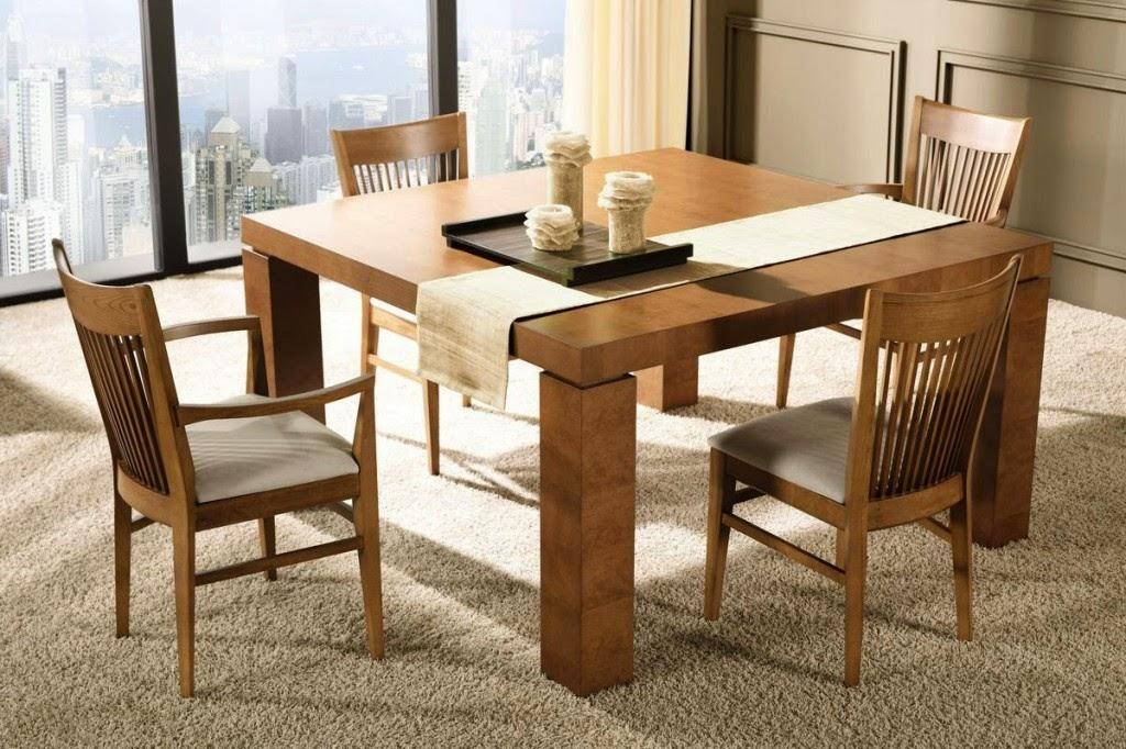 Meja Makan yang Cocok untuk Rumah Minimalis