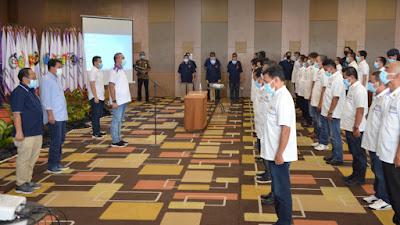 Ini Harapan Bupati Tangerang Kepada 29 Pengurus Koordinator Olahraga Kecamatan