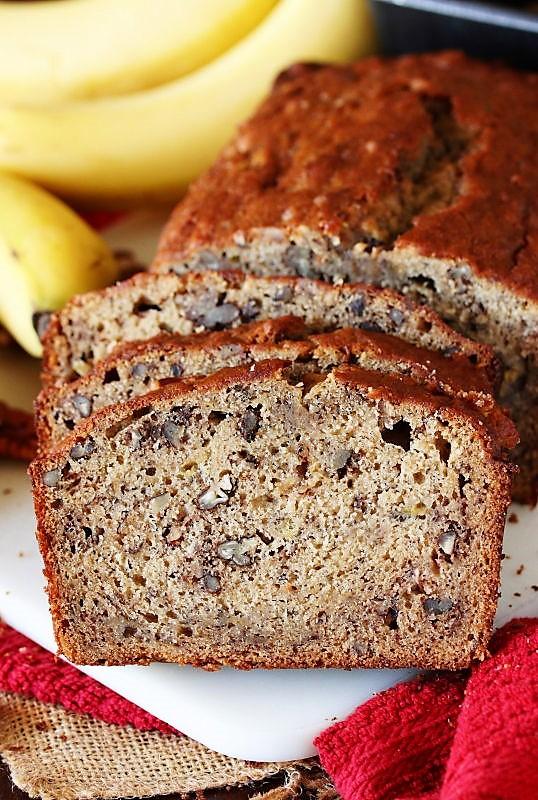 Buttermilk Banana Bread  The Kitchen is My Playground