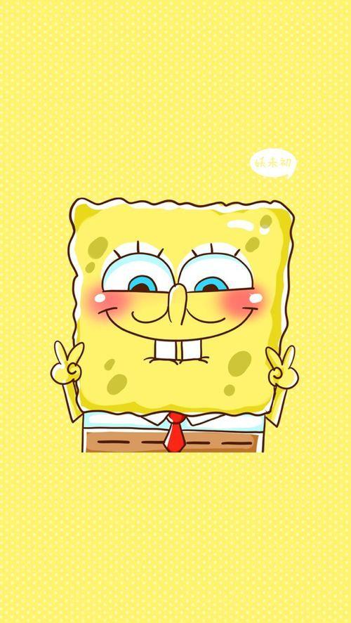 Foto Spongebob Keren