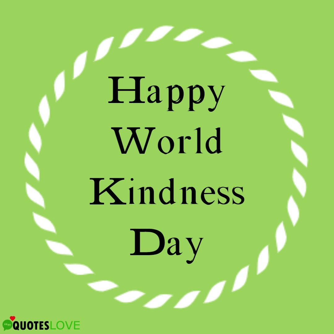 World Kindness Day 2019 Images