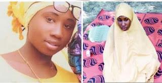 Breaking :Christian Girl Leah Sheribu Delivers Baby Boy For Boko Haram Commander