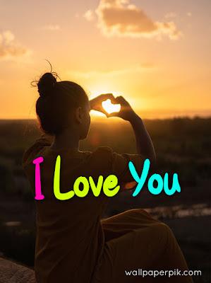 आई लव यू फोटो डाउनलोड love  i love you image