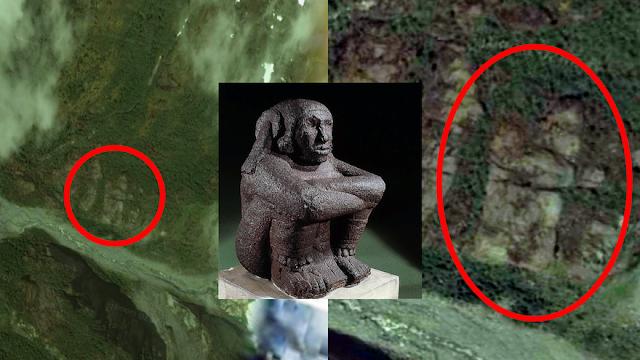 ¡Se encontró la evidencia azteca más antigua conocida! ¡Punta de Sudamérica!