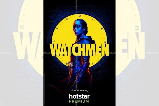 Watchmen Best Series on Hotstar in 2020