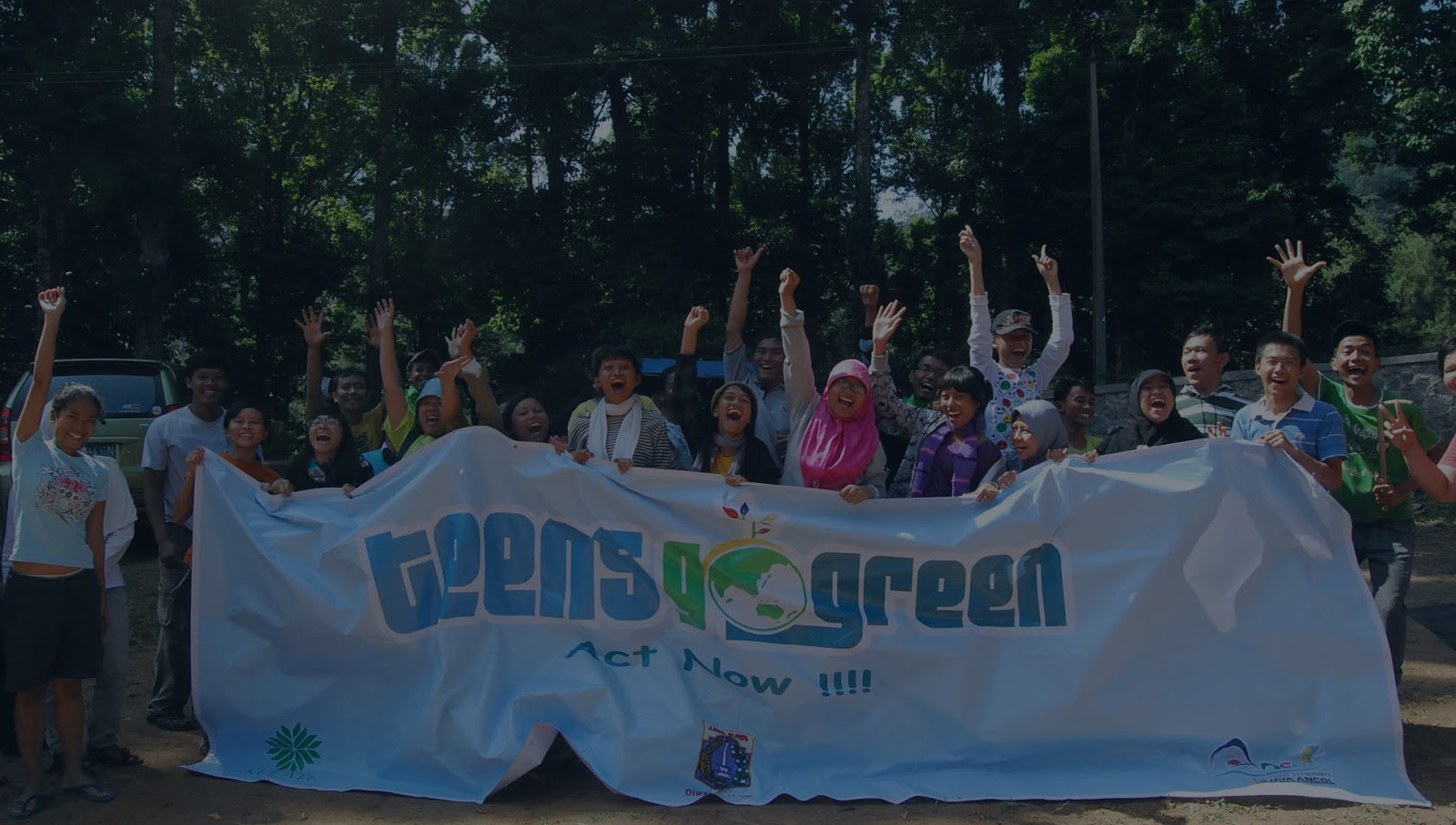we are teens go green