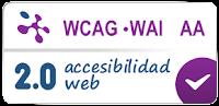 WCAG-WAI AA 2.0 accesibilidad web