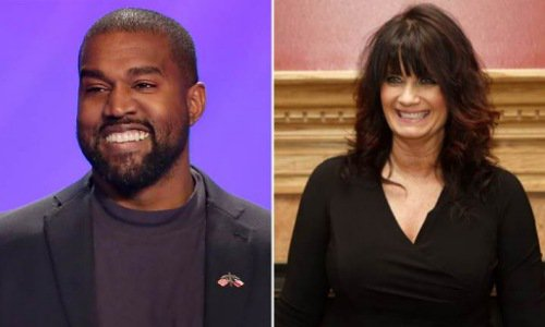 USA's 2020 Elections: Kanye West Selects Michelle Tidball As Vice President