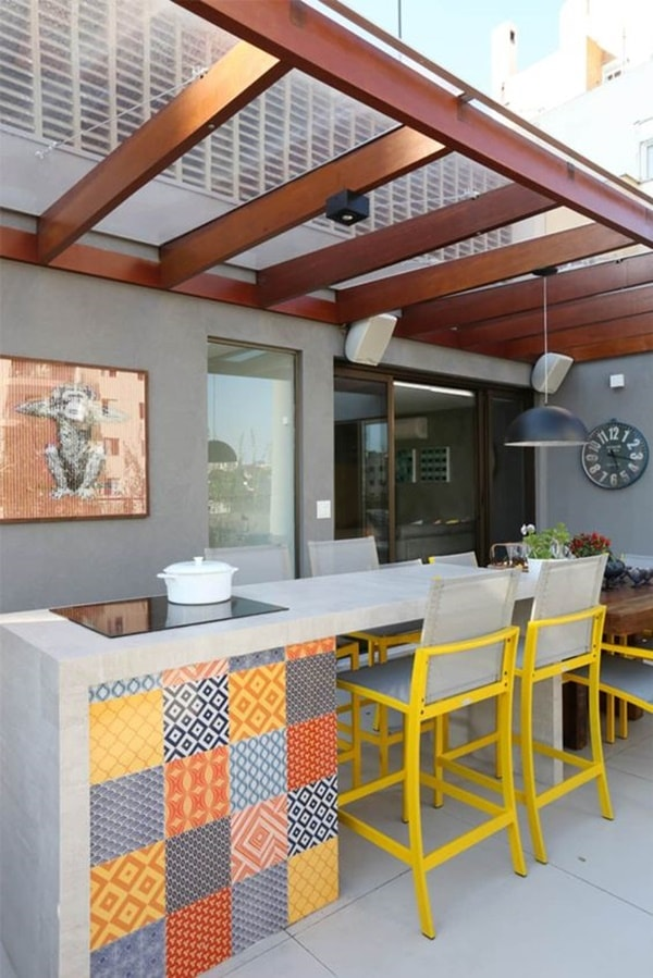 7 Great Ideas For Outdoor Kitchens - Eat Outdoors With Family 6