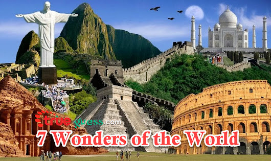 दुनिया के सात अजूबे  7 Wonders of the World ~ True Guess | True Hindi Heart Touching Story