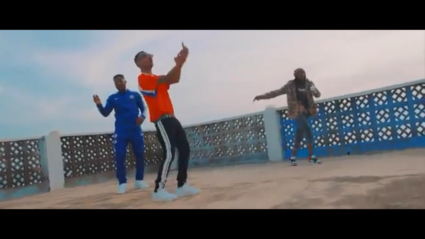 VIDEO: R2bees x Wizkid - Supa