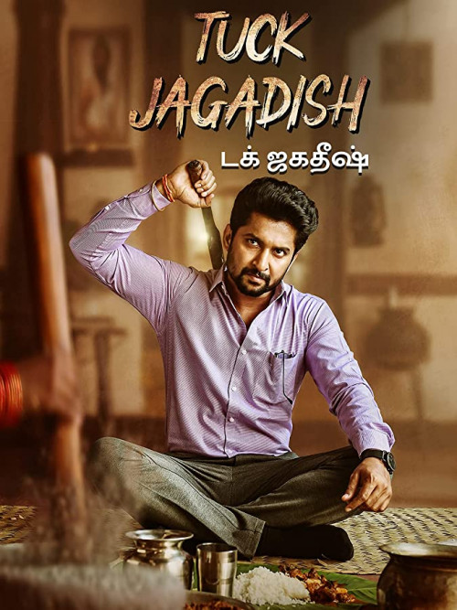 Download Tuck Jagadish (2021) Tamil Full Movie Online   Nani, Ritu Varma