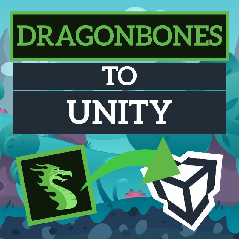 Import DragonBones Project Into Unity | Egret DragonBones