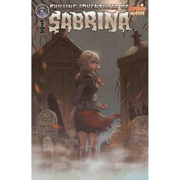 'Sabrina' Goes To War This September
