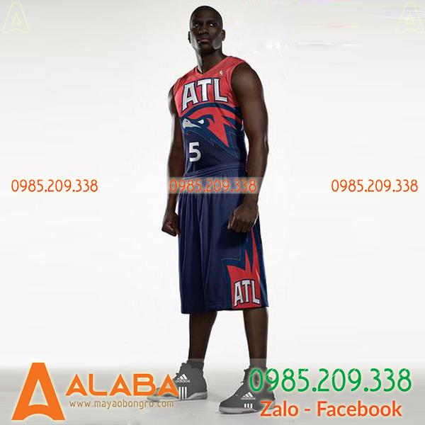 In quần áo bóng rổ bền nhất