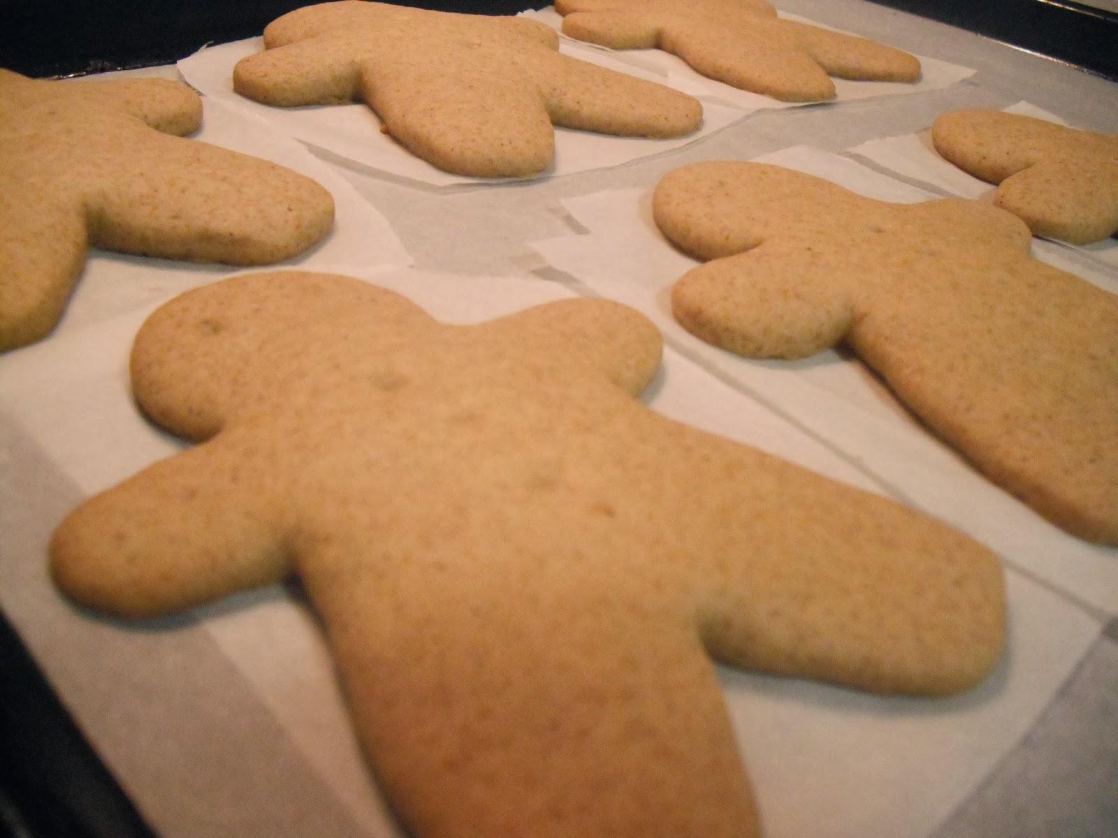 Cómo se hacen las galletas de hombre de Jengibre? | El Plato Típico