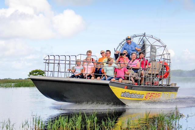 Wild Florida Everglades Airboat & Wildlife Park