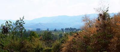 At Prachuap south of Hua Hin