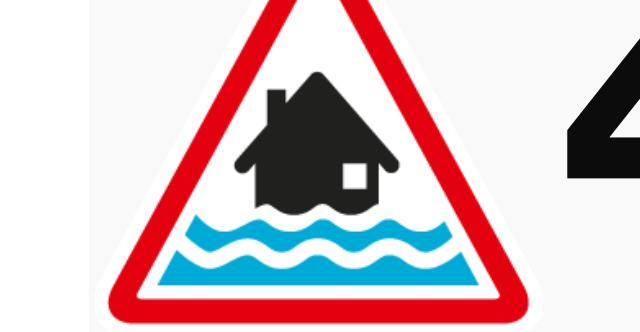 Flood alerts issued after heavy rain and melting snow