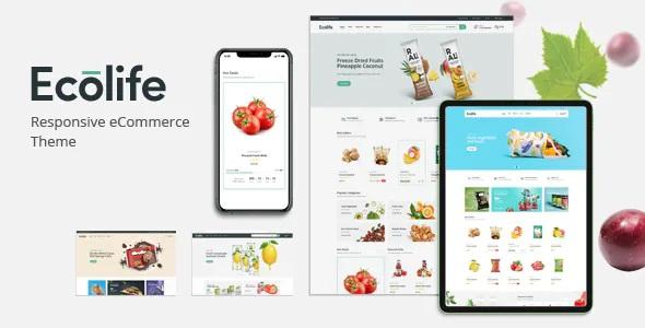 Best Organic WooCommerce WordPress Theme
