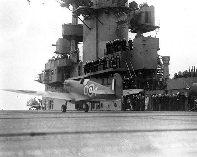 USS Wasp, 9 May 1942 worldwartwo.filminspector.com