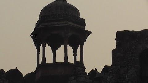Old Fort Delhi India 906