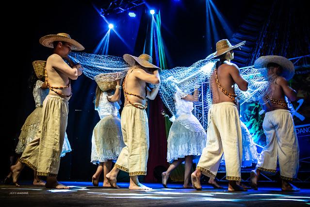 Txai Cia de Danças Populares apresenta Espetáculo